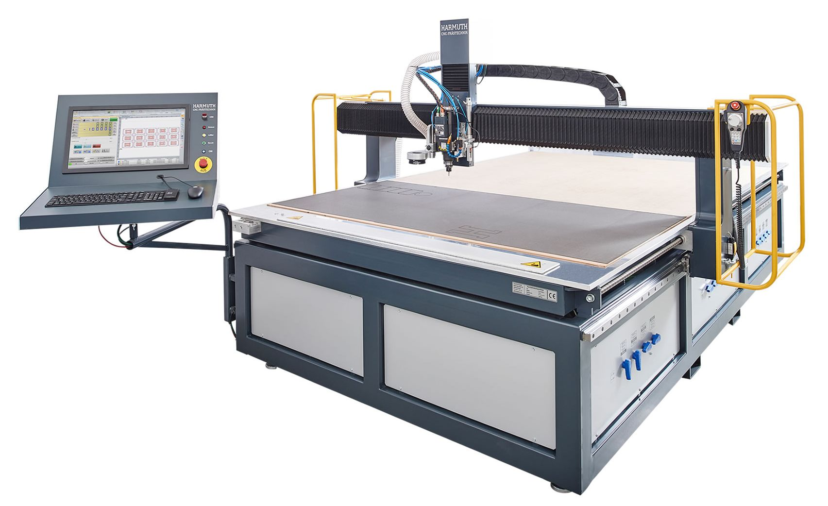 Harmuth-CNC-Profi-Serie-Software